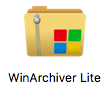 WinArchiverLiteのアイコン